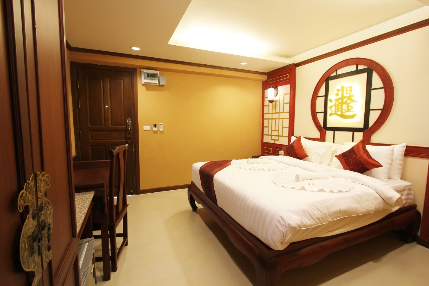 Hua-Chiew Double Room
